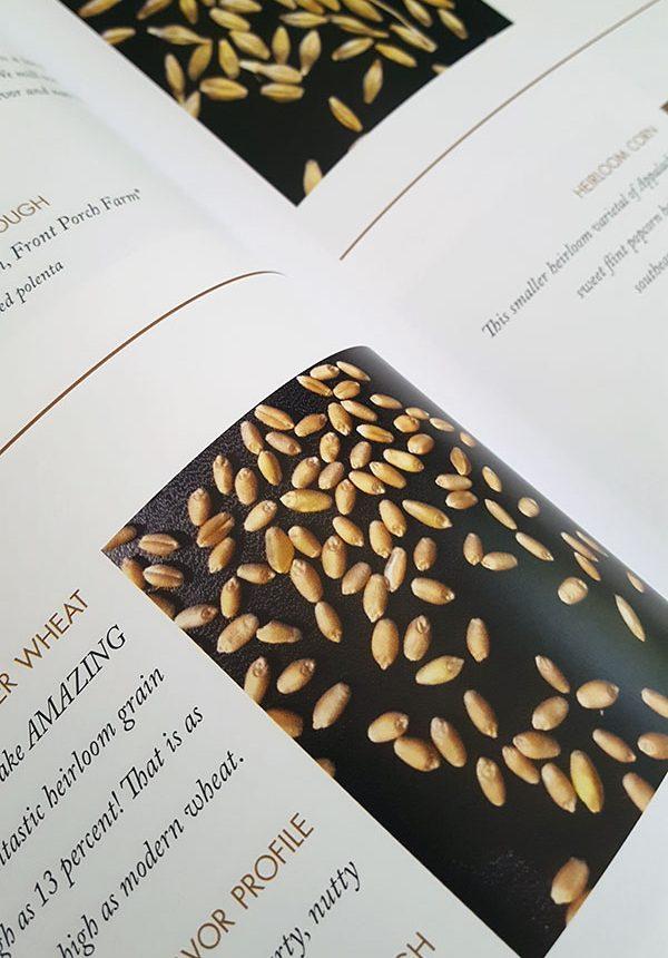 Grain Catalog - Frasinetto