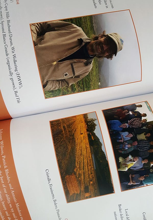 Grain Catalog - Farmers