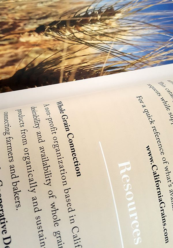 Grain Catalog - Resources