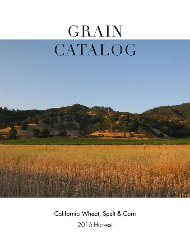 Grain Catalog